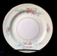 "Homer Laughlin Ferndale Eggshell Nautilus 7"" Salad Bread Plate 1947-1953 - $4.94"