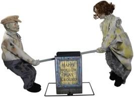See Saw Dolls Playground Halloween Decoration - €124,52 EUR