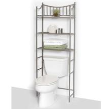 ❤ Bathroom Spacesaver, Over The Toilet 3 Shelves, Towel Storage, Rack Or... - $51.29