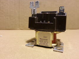 HONEYWELL R4222D 1005 RELAY DPDT 115VAC COIL OVEN