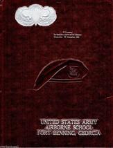 U.S. Army Airborne School Fort Benning Georgia ... - $98.01