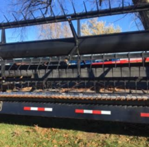 2012 Agco 9250 Header FOR SALE IN OVERBROOK KS 66524 image 3