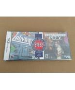 Nintendo DS Limited Edition Bundle Labyrinth Underground Pool UFO New Se... - $28.21