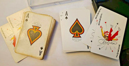 Chas W. Rice & Co. Double Deck Playing Cards Brown & Bigelow St. Paul Minn. image 2