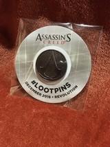 Assassin's Creed Brotherhood Emblem Pin - Loot Crate Exclusive December ... - $8.99