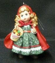 Hallmark Keepsake Ornament Little Red Riding Hood 1991 Madame Alexander ... - $24.22