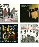 Lot of 4 CDs Bell Biv Devoe New Edition Tony Toni Tone - No Cases - $2.99