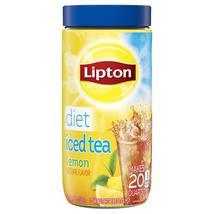 Lipton Diet Iced Tea Mix, Lemon (5.9 oz., makes 20 quarts) + Free Shipping - $8.98