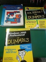 3 Books on SOFTWARE for Computer People........FREE POSTAGE USA - $11.47