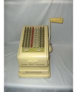 Vintage The Paymaster Series 7000 Check Printer Key Works  NICE - $74.25