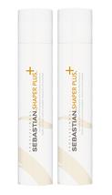 Sebastian Shaper Plus Hairspray, 10.6 oz (55% VOC) (2 Pack)