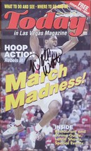 Today in Las Vegas Magazine Mar 15 2007 Michael Umeh, autographed - $10.95
