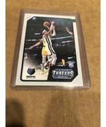 2019-20 Chronicles Ja Morant Rookie Memphis Grizzlies Threads Green Foil - $13.85
