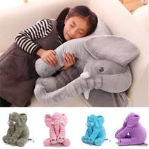 Baby Children/Kids Soft Plush Elephant Sleep Pillow Kids Lumbar Cushion ... - $29.81