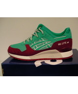 Asics running shoes gel-lyte iii size 10.5 us men spectra green new with... - $98.95