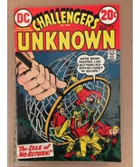 Challengers Of The Unknown #78 DC Comic Book FN-FN+ Condition 1973  - $16.37