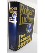 The Icarus Agenda 1988 Robert Ludlum - $4.00