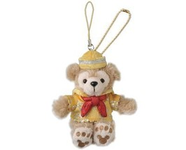 [Tokyo Disney Resort 30th Anniversary] Duffy stuffed strap The Happiness Year [D - $67.00