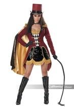 California Costumes Tolle Zirkusdirektor Zirkus Adult Halloween Kostüm 0... - $56.86