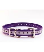 3/4 Reflective Strap For E Collar Garmin SportDOG PetSafe Reflective Purple - $12.79