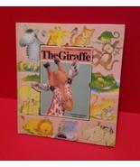 Education Gift The Giraffe Hardcover Book Read Nonfiction Animal Compani... - $5.69