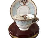Avon 1998 mrs p f.e. albee commemorative teacup   saucer thumb155 crop