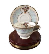 Avon 1998 mrs p f.e. albee commemorative teacup   saucer thumb200