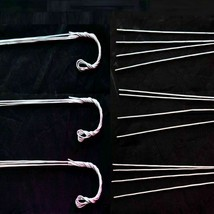 (3 Pack) 30'' Metal Hangers w/4 wires by Sophie's Orchids - $9.85