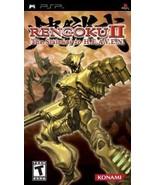 Rengoku II 2 PSP SONY PLAYSTATION Portable Video Game - $10.97