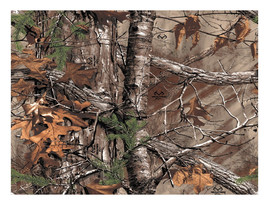 RealTree Real Tree camo edible cake image cake topper frosting sheet dec... - $7.80
