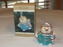 HALLMARK Keepsake Ornament 1996 Cookie Jar Friends Clyde Showcase - $11.87