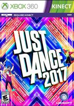 JUST DANCE 2017  - Xbox 360 - (Brand New) - $44.72