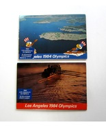 2 Packs Sealed 1984 LA Olympic Games Olympics Postcards -Each Pack Has 1... - $9.75