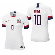 Nike C. Lloyd Usa 2019 World Cup 4 Star Women's Home White Womens Soccer Jersey - $109.99