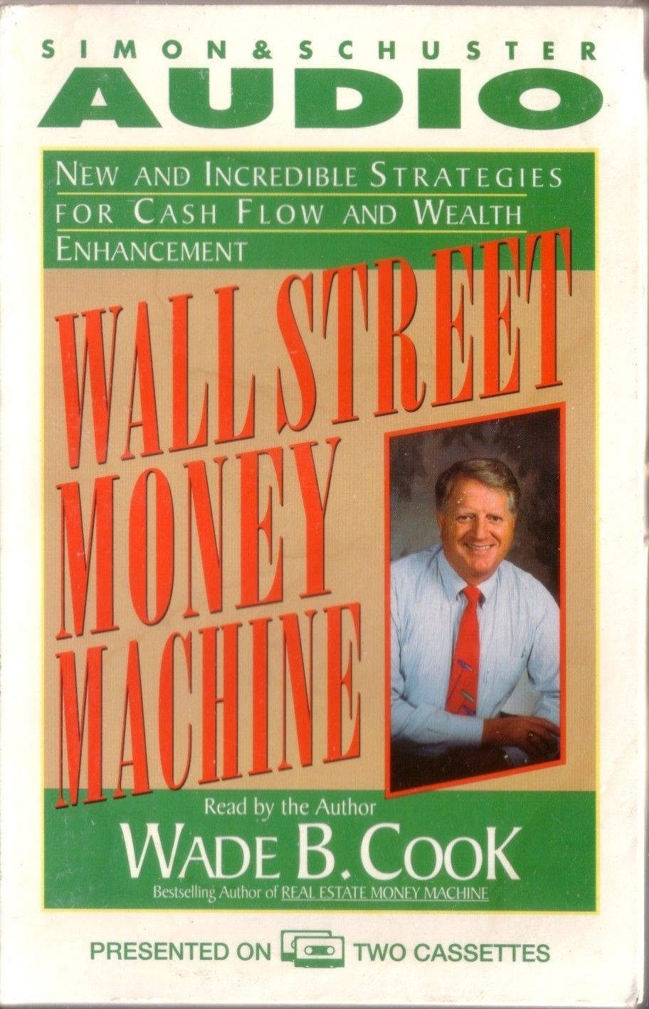 Wall street money machine set new and incredible strategies for cash flow audio book