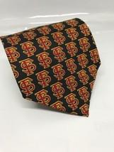 Ralph Marlin Mend Tie Florida State Necktie Logo Repeat - $8.90