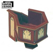 4Ground 28mm Furniture: Pulpit
