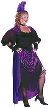 Plus Size One Size Lady Saloon Keeper Costume by Fun World/NWT - $56.95