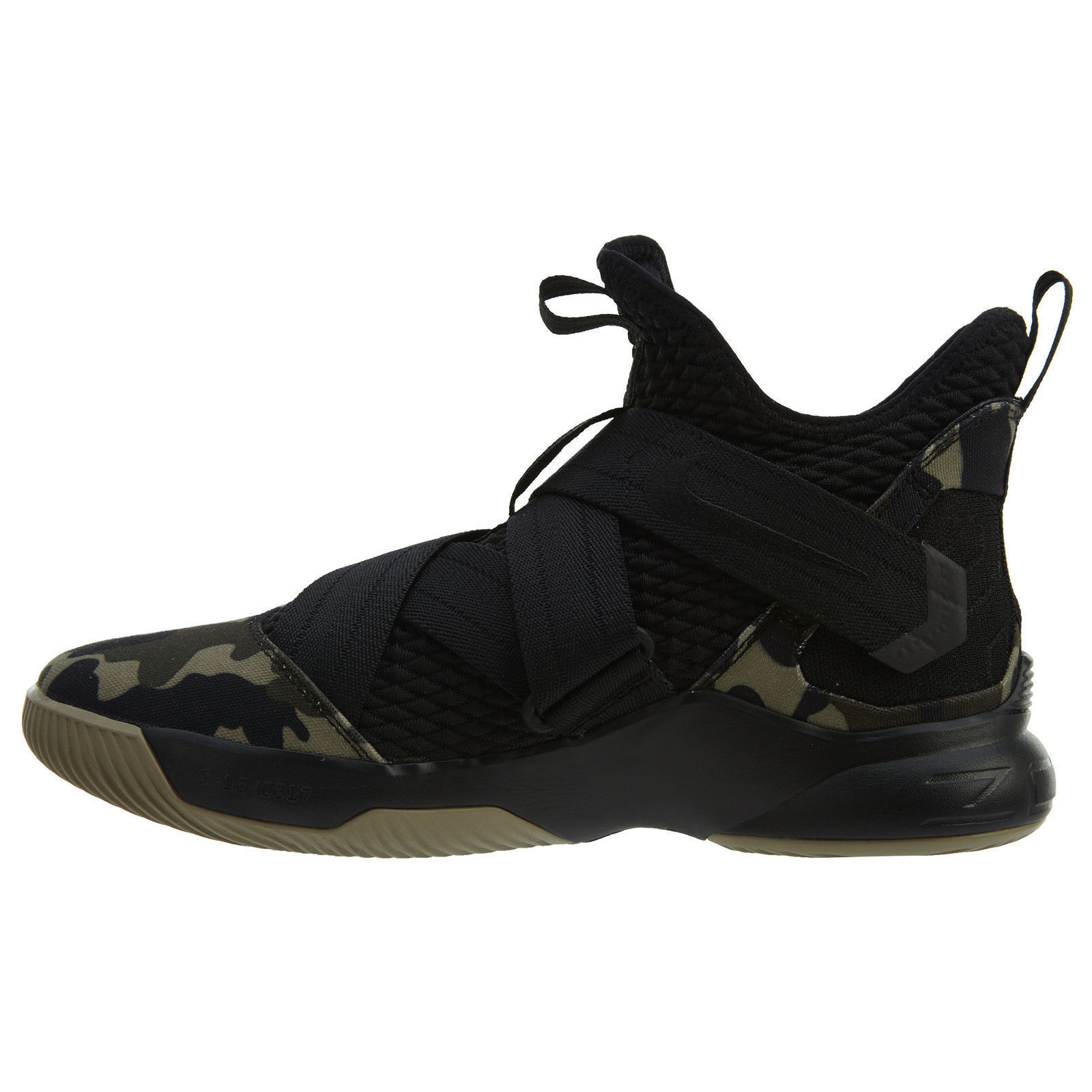 the latest dcc48 a2bca Nike Men s Lebron Soldier XII SFG Sneakers Size 7 to 13 us AO4054 001