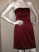"Apt. 9 Strapless Prom-Party Dress Red Women's Size 6 ""New With Tags"" - $9.99"