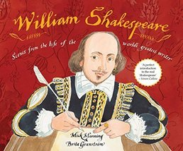 William Shakespeare: Scenes from the life of the world's greatest writer... - $8.41