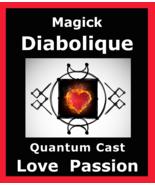 xgg Quantum  Love Spell Sex Appeal Diabolique Magick Ritual Betweenallwo... - $159.00