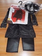 Boys Size Small 4-6 Disney Star Wars Kylo Ren Halloween Costume Rubie's New - $30.00