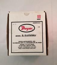 Dwyer Magnahelic Gauge Pressure Indicator 605-1 - $110.00