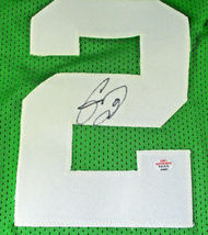 GORDON HAYWARD / BOSTON CELTICS / HAND SIGNED BOSTON CELTICS CUSTOM JERSEY / COA image 4
