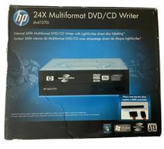 HP 24x Multi format Dvd/cd Writer Dvd 1270i  Dvd Cd Burner Preowned - $15.99