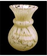 Old German Souvenir Vase Osteebad Germany Vintage 1900 - $19.95