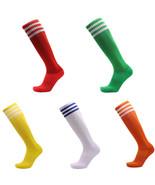 Mens Socks Soccer Baseball Football Basketball Sports Player Knee High S... - $7.69