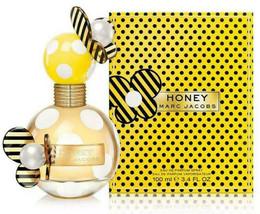 Honey by Marc Jacobs Eau De Parfum 3.4 oz / 100 ml Spray New In Box Unse... - $98.01