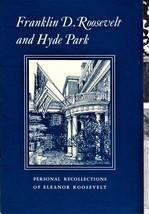 Franklin D. Roosevelt And Hyde Park - $3.75